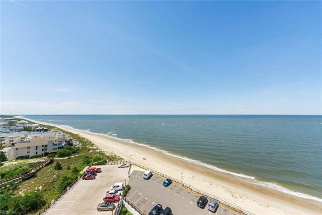 3558 Shore Dr #1008, Virginia Beach, VA 23455 (#10259400) :: Abbitt Realty Co.