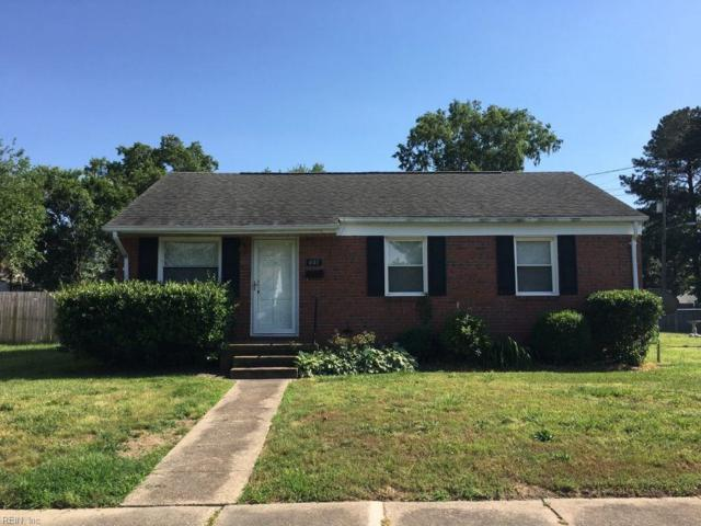 601 Garren Ave, Norfolk, VA 23509 (#10259795) :: Chad Ingram Edge Realty