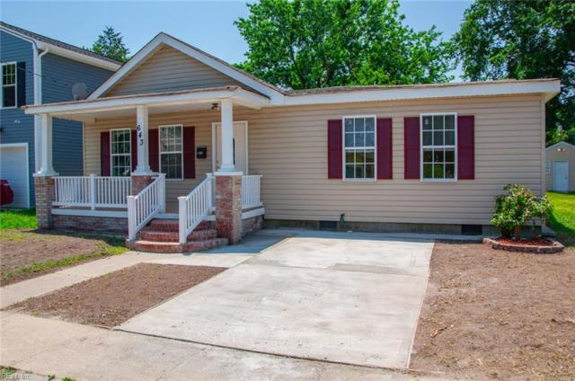 643 Pocahontas Pl, Hampton, VA 23669 (#10260644) :: Momentum Real Estate