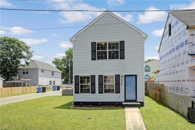 220 Gale Ave, Chesapeake, VA 23323 (#10260903) :: Abbitt Realty Co.