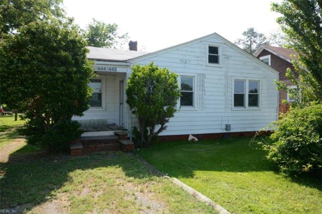 446 Rockwell Rd, Hampton, VA 23669 (#10261028) :: 757 Realty & 804 Homes