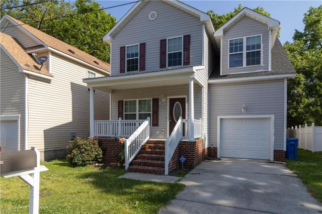1813 Warfield St, Chesapeake, VA 23324 (#10262234) :: Abbitt Realty Co.