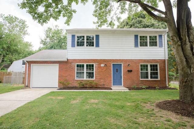 319 Marlboro Rd, Newport News, VA 23602 (#10262265) :: Abbitt Realty Co.