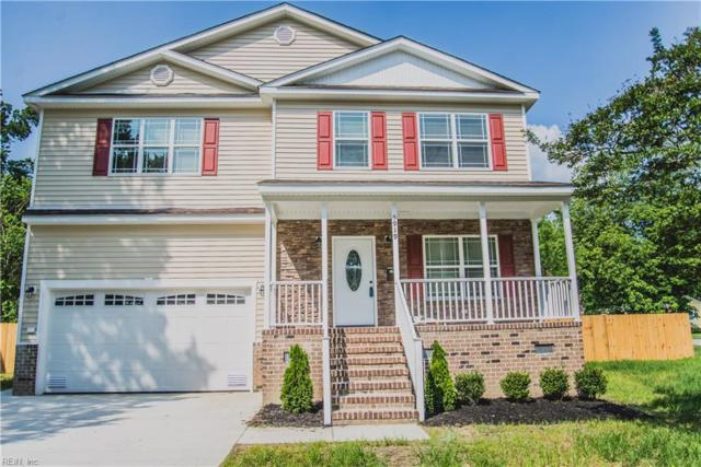 5919 Orcutt Ave, Newport News, VA 23605 (#10262346) :: Abbitt Realty Co.