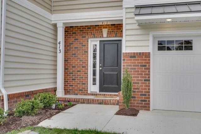 MM Eliza Burgesses Quarters, York County, VA 23185 (#10262492) :: Abbitt Realty Co.
