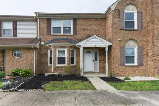 53 Dawn Ln, Hampton, VA 23666 (#10263655) :: Abbitt Realty Co.