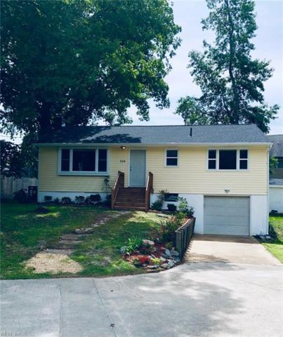 526 Yorktown Rd, Newport News, VA 23603 (#10264400) :: Momentum Real Estate