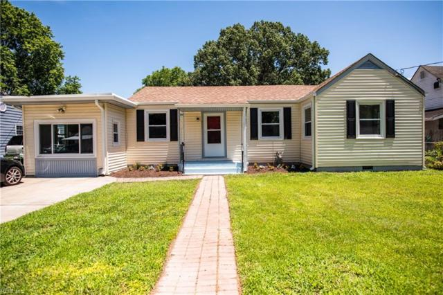 917 Jewell Ave, Portsmouth, VA 23701 (#10264493) :: Kristie Weaver, REALTOR