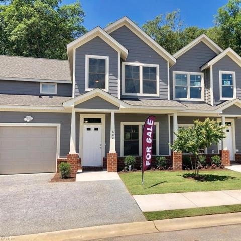 200 Seasons Cir #601, Suffolk, VA 23434 (#10264505) :: Berkshire Hathaway HomeServices Towne Realty