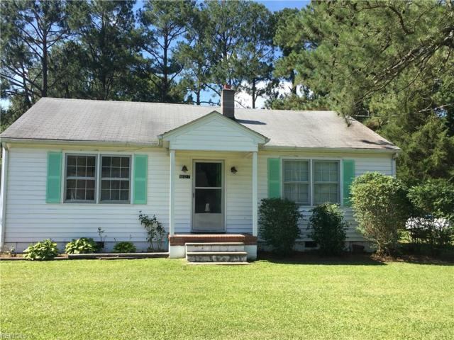18127 Owen St, Southampton County, VA 23827 (#10264799) :: Abbitt Realty Co.