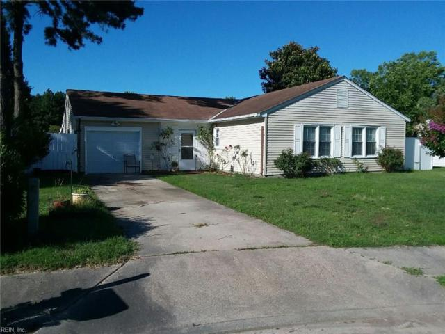 8 Waterview Pt, Hampton, VA 23666 (#10264923) :: Berkshire Hathaway HomeServices Towne Realty