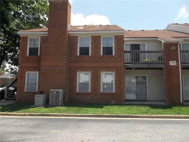 208 Quarter Trl E, Newport News, VA 23608 (#10265075) :: Abbitt Realty Co.