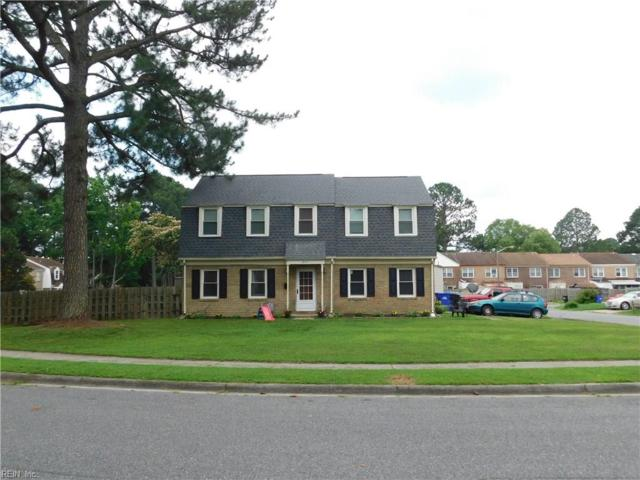 3310 Clover Hill Dr, Portsmouth, VA 23703 (MLS #10265692) :: Chantel Ray Real Estate