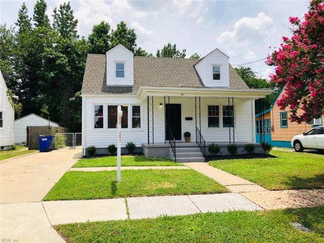 911 Marietta Ave, Norfolk, VA 23513 (#10265733) :: Abbitt Realty Co.