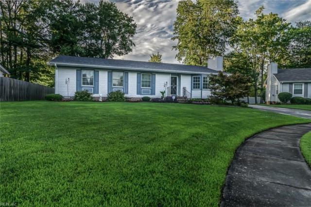 5 Barrington Pl, Hampton, VA 23666 (#10265883) :: Abbitt Realty Co.