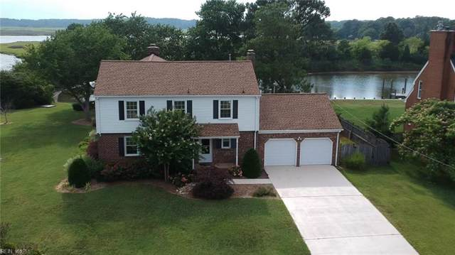 256 Cedar Rd, Poquoson, VA 23662 (MLS #10266086) :: Chantel Ray Real Estate