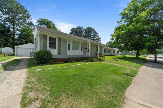 6005 Portsmouth Blvd, Portsmouth, VA 23701 (MLS #10266223) :: Chantel Ray Real Estate