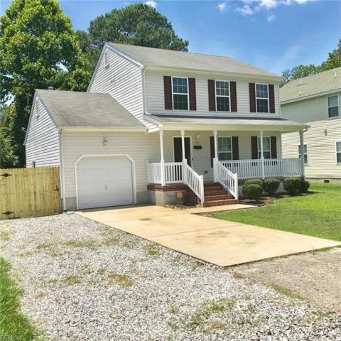 709 Smith St, Hampton, VA 23661 (#10266368) :: Berkshire Hathaway HomeServices Towne Realty