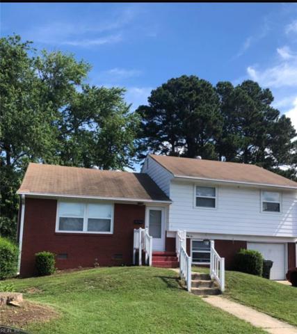832 Weymouth Ter, Hampton, VA 23666 (MLS #10266616) :: Chantel Ray Real Estate