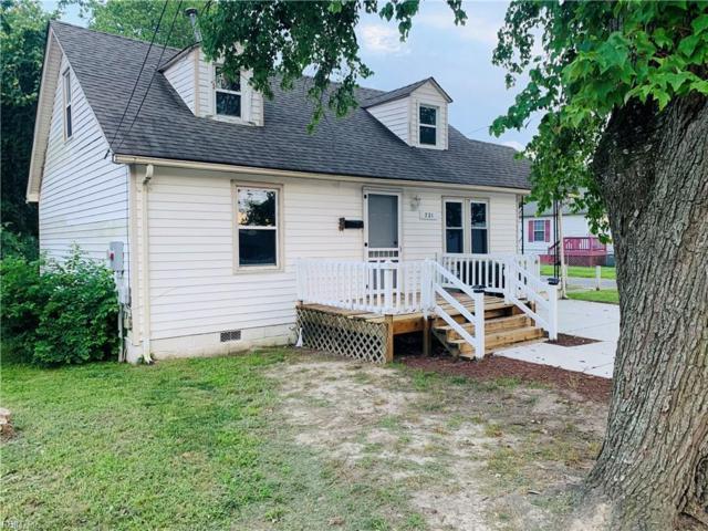 721 Langley Ave, Hampton, VA 23669 (#10267607) :: Abbitt Realty Co.