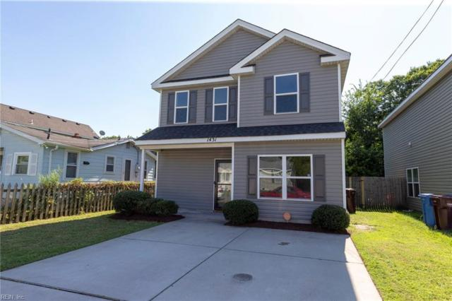 1431 Oliver Ave, Chesapeake, VA 23324 (#10267651) :: Abbitt Realty Co.