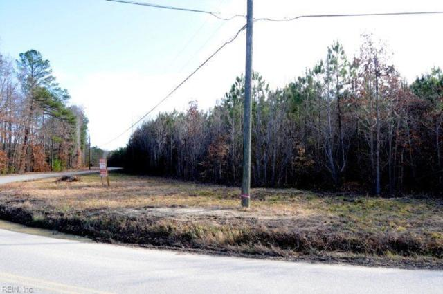 RT 686 Tylers Beach; L1,L2,L3 Geo W Bailey Land Rd, Isle of Wight County, VA 23430 (#10268240) :: Abbitt Realty Co.