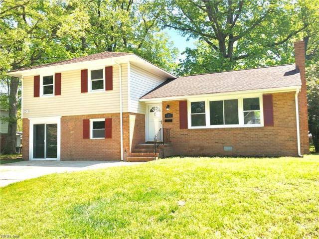 111 Kingsbury Dr, Newport News, VA 23606 (#10269691) :: Berkshire Hathaway HomeServices Towne Realty