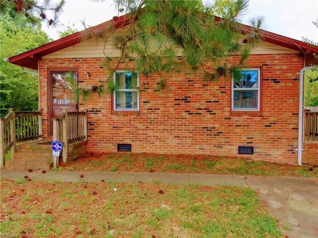 1305 Thomas St, Hampton, VA 23669 (#10270299) :: Abbitt Realty Co.