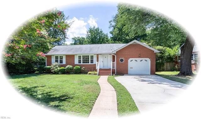 1207 Tyler Ave, Newport News, VA 23601 (#10270427) :: Abbitt Realty Co.