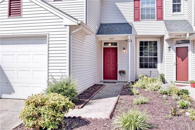 1207 Mill Pond Ct, Newport News, VA 23602 (MLS #10270517) :: Chantel Ray Real Estate