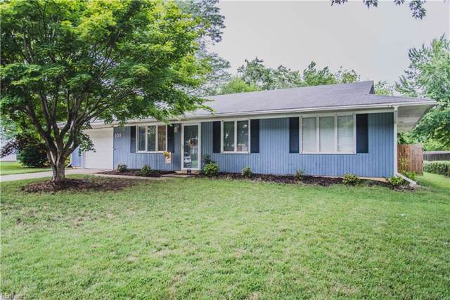 103 Admiral Ct, Hampton, VA 23669 (#10270751) :: AMW Real Estate