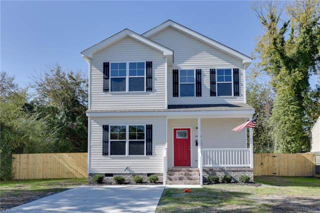2412 Peach St, Portsmouth, VA 23702 (#10270854) :: Upscale Avenues Realty Group