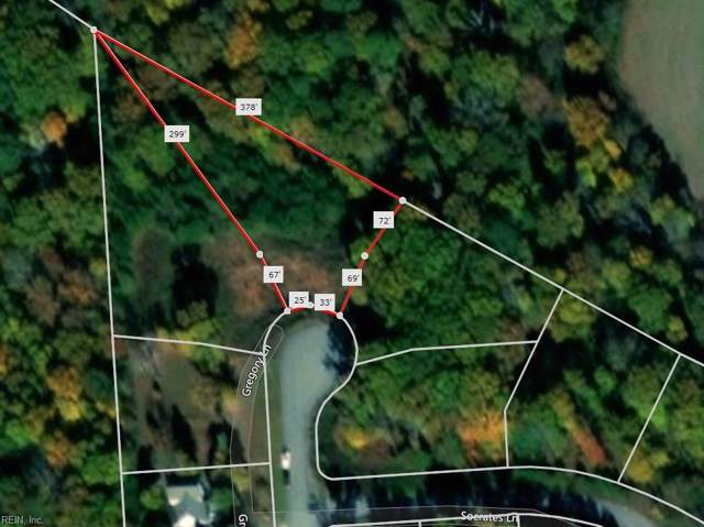 LOT 5 Gregory Ln, Northampton County, VA 23310 (MLS #10270883) :: Chantel Ray Real Estate