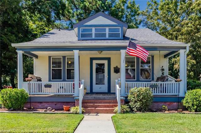 27 Gillis Rd, Portsmouth, VA 23702 (#10271289) :: Berkshire Hathaway HomeServices Towne Realty