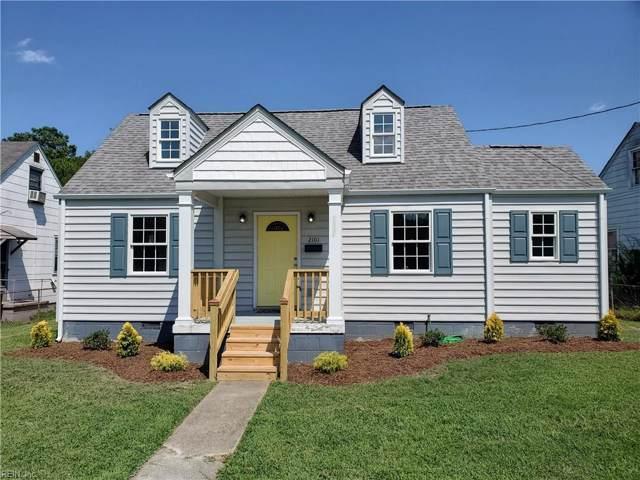 2101 Halifax Ave, Portsmouth, VA 23707 (#10271455) :: Abbitt Realty Co.