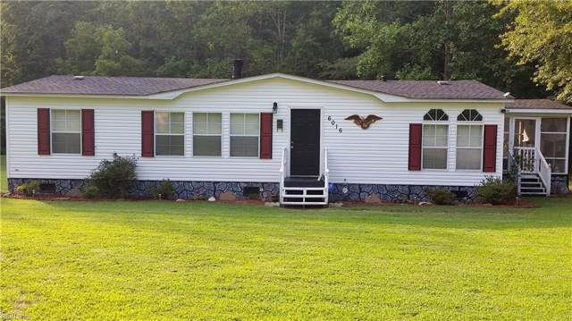 6016 Farmers Dr, New Kent County, VA 23011 (MLS #10271624) :: AtCoastal Realty