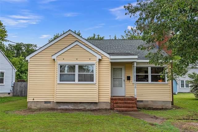 510 Tappan Ave, Hampton, VA 23664 (#10272027) :: Abbitt Realty Co.