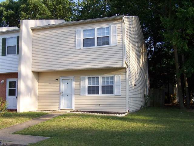 2 Betty Lee Pl, Newport News, VA 23602 (#10272856) :: Atkinson Realty