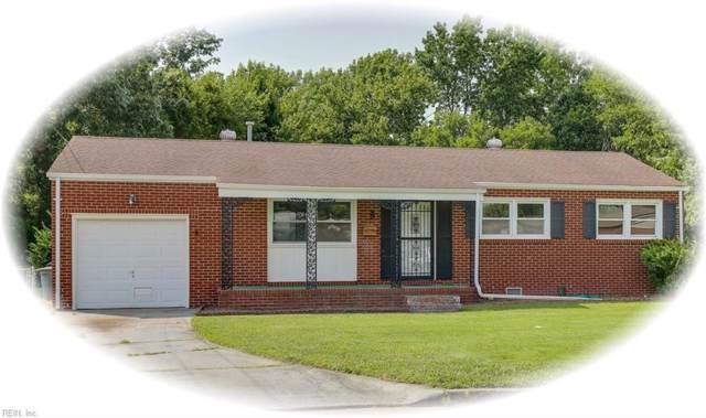 5 Scher Ct, Hampton, VA 23666 (#10272961) :: Abbitt Realty Co.