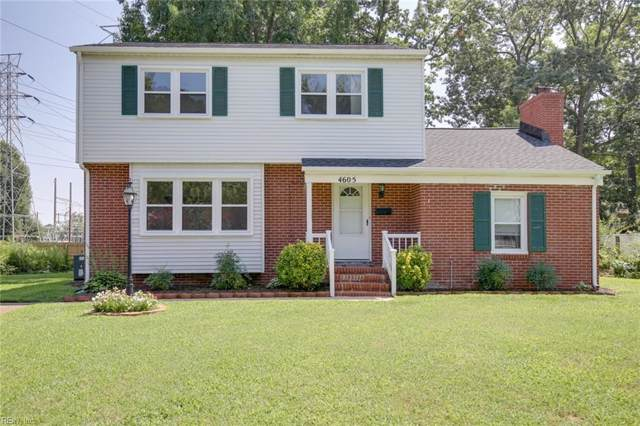 4605 Threechopt Rd, Hampton, VA 23666 (#10274622) :: Abbitt Realty Co.