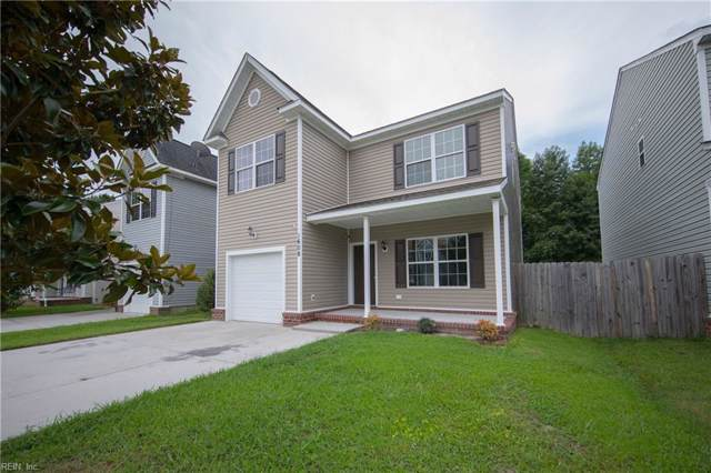 1608 Cullen Ave, Chesapeake, VA 23320 (#10274868) :: Austin James Realty LLC