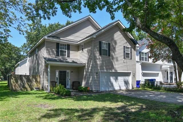 437 Honaker Ave, Norfolk, VA 23502 (#10275010) :: Kristie Weaver, REALTOR