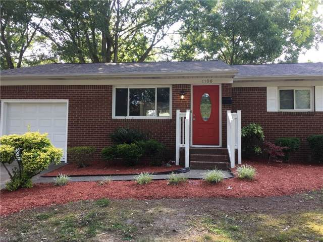 1108 Tatem Ave, Portsmouth, VA 23701 (#10276013) :: Berkshire Hathaway Home Services