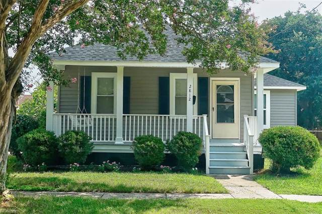 2812 Vincent Ave, Norfolk, VA 23509 (#10276164) :: RE/MAX Central Realty