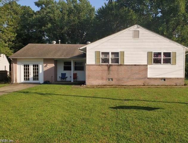 236 Breckinridge Ct, Hampton, VA 23666 (MLS #10276252) :: Chantel Ray Real Estate