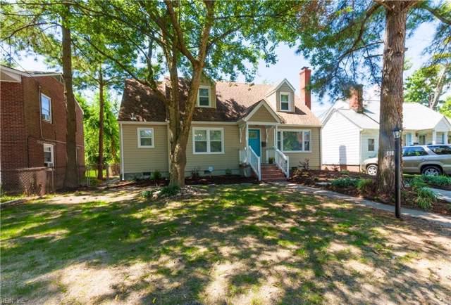 116 E Cummings Ave, Hampton, VA 23663 (#10276643) :: Rocket Real Estate