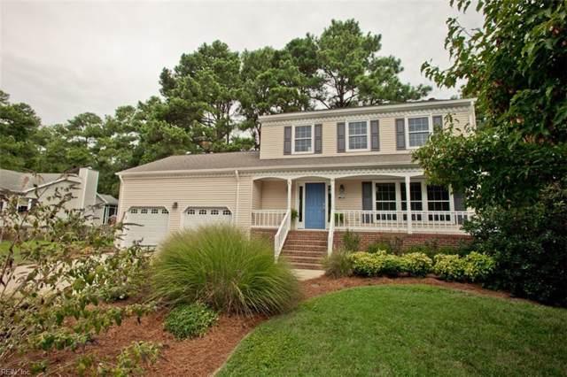 12 Evans Grove Rd, Poquoson, VA 23662 (#10276757) :: Abbitt Realty Co.