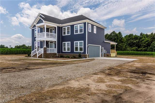 21469 Bailey Dr, Isle of Wight County, VA 23397 (#10276763) :: Austin James Realty LLC