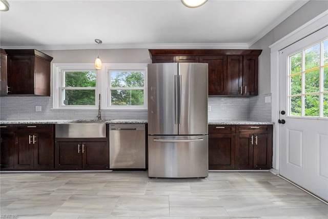 124 Locust Ave, Hampton, VA 23661 (#10276993) :: Rocket Real Estate