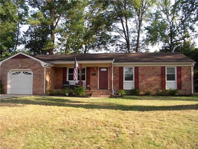 334 De Laura Dr, Newport News, VA 23608 (MLS #10277120) :: Chantel Ray Real Estate